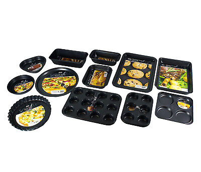 Royle Home Non Stick Oven Trays for Roasting & Baking - Ideal for Xmas Turkey