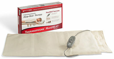 "Battle Creek Thermophore MaxHeat Moist Heating Pad (Model 155) 14"" x 27"""