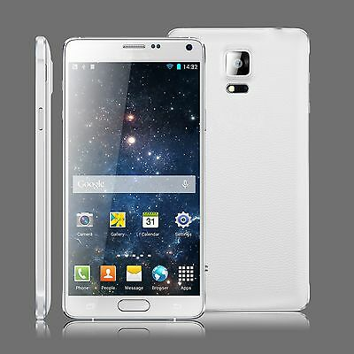 """Mpie 3G/GSM/WCDMA 5.7"""" HD Unlocked AT&T Smartphone Dual SIM Android4.4 Octa Core"""