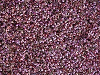 Organic Heather Flowers herb one ounce -