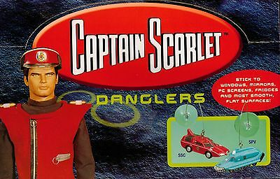 Captain Scarlet Original TV Series Dangler's SPV & SSC from Vivid Imaginations