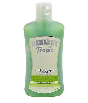 Hawaiian Tropic Cool Aloe Gel Soothes, Cools & Refreshes Skin after Sun Exposure