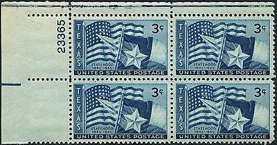 UNITED STATES OF AMERICA 1945 3c blue SG935 CV £1.20+ mint MNH USA