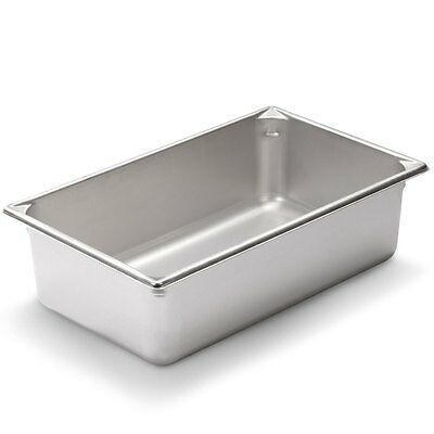 "Vollrath (30062) - 6"" Deep Super Pan V™ SS Full-Size Steam Table Pan / Hotel Pan"
