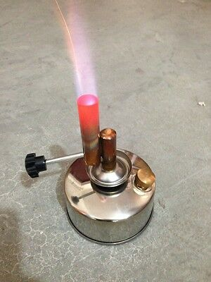 Brass alcohol lamp blow torch  Alcohol blast burner 250ml