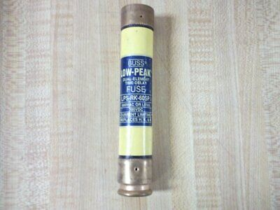 Bussmann LPS-RK-60SP Cooper Fuse LPSRK60SP (Pack of 3) - New No Box