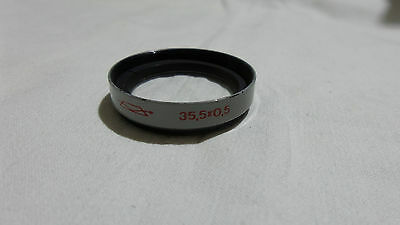 F=383   35.5x0.5 0,5 light filter 35,5mm for Industar-50-2 LENS   5276