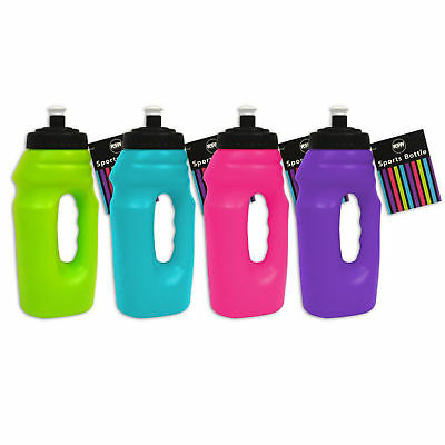 """Brights"" Water Drinking Bottle for Running Jogging Cycling Gym & Fitness 700ml"