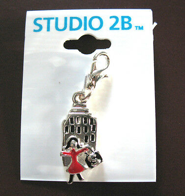 CHARM Girl Scouts Studio 2B MIND YOUR OWN BUSINESS Collectors Unique GIFT