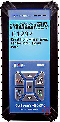 INNOVA 31603 - CarScan® + ABS/SRS OBDII OBD2 Pro Scan Tool