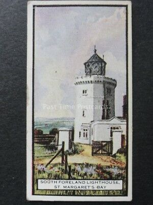 No.22 SOUTH FORELANDS - ST. MARGARETS BAY - LIGHTHOUSES - B.A.T. Co Ltd 1926