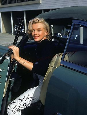 MARILYN MONROE 8X10 GLOSSY PHOTO PICTURE IMAGE 1950's Celebrity, M263