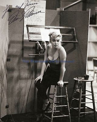 MARILYN MONROE 8X10 GLOSSY PHOTO PICTURE IMAGE 1950's Celebrity, M40