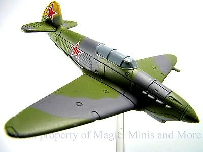 =Angels 20= GUARDS YAK-1 #14 Axis & Allies Air Force miniature plane