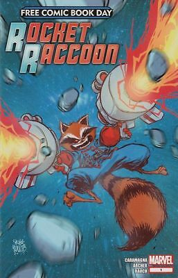 Fcbd 2014 Rocket Raccoon #1 (Marvel Comics)