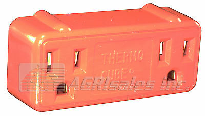 TC-21 ThermoCube Thermostatically Controlled Outlet (Thermo Cube) On 78°-Off 70°