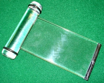 LAS VEGAS CASINO Acrylic MONEY PADDLE Narrow Plunger FREE SHIPPING *