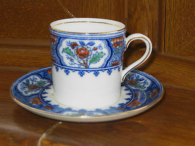 """STUNNING EDWARDIAN """"AYNSLEY """" COFFEE CAN / CUP & SAUCER c1910"""
