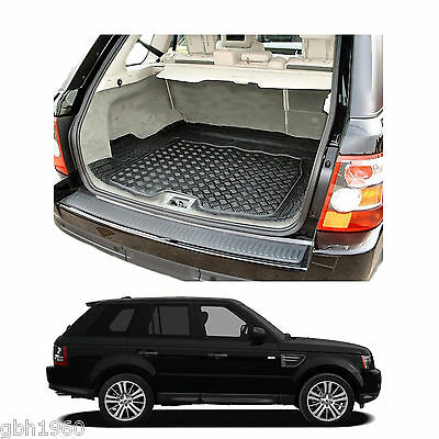 Range Rover Sport 2005-2013 boot liner load mat 100% anti slip natural rubber
