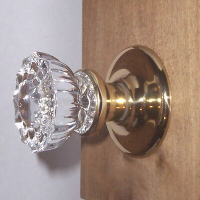 The Best Value Crystal PRIVACY Door Set-EZ to install ANY Modern Drilled Door