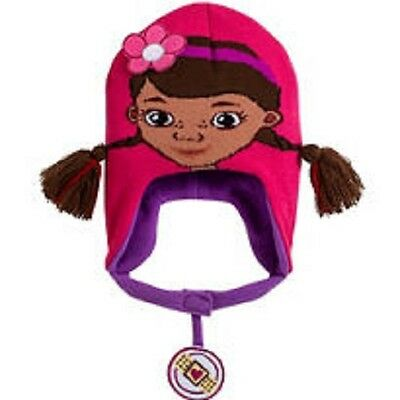DISNEY S DOC MCSTUFFINS Girls Baseball Hat New With Tags -  7.99 ... b23ff6eaffc2