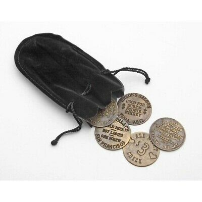 Tokens - Cat House w Black Suede Bag