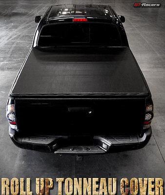 Lock & Roll Soft Tonneau Cover 1994-2003 CHEVY S10 REGULAR/EXTENDED CAB 6 ft BED