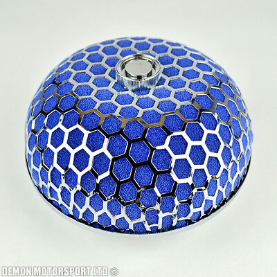 Mushroom Air Filter Blue Ideal For AUDI TT A1 S1 A3 S3 A4 S4 RS4 A5 S5 (39011)