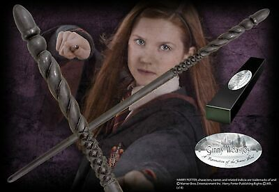 Bacchetta magica Ginny Weasley Harry Potter Wand CharacterEdition Noble Collecti