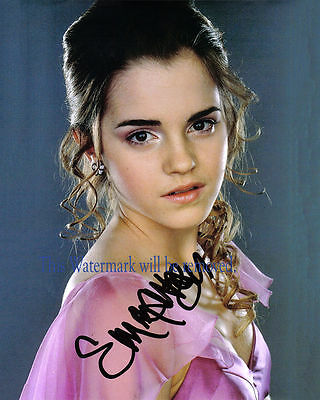 EMMA WATSON, Harry Potter Movie Star,  8X10 PHOTO PICTURE HOT SEXY CANDID ew6