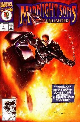 Midnight Sons Unlimited (1993-1995) #1