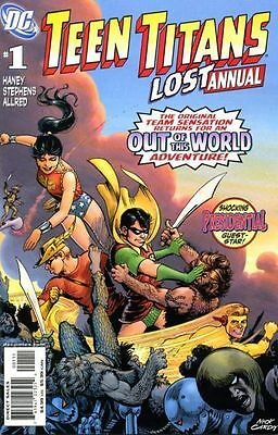 Teen Titans - Lost Annual (2008) One-Shot