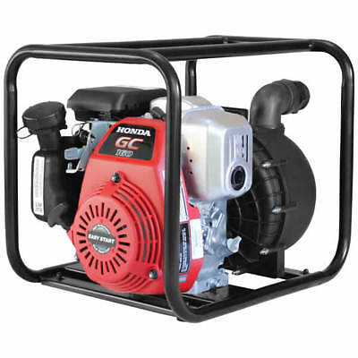 """BE NP-2050HR - 154 GPM (2"""") Chemical-Resistant Water Pump w/ Honda GC Engine"""