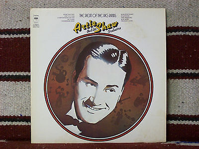 ARTIE SHAW - THE BEAT OF THE BIG BANDS (32021) Great album!