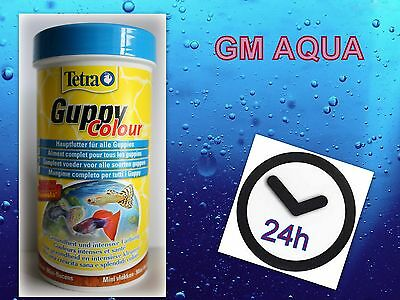 Tetra Guppy  Colour Food For All Guppies 30g/100ml