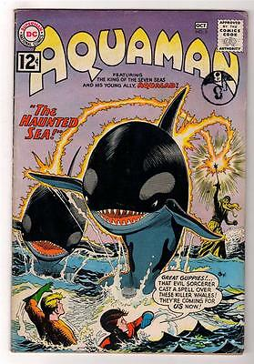 DC Comics AQUAMAN Vol 1 No 5 The King Of The Seven Seas SILVER AGE