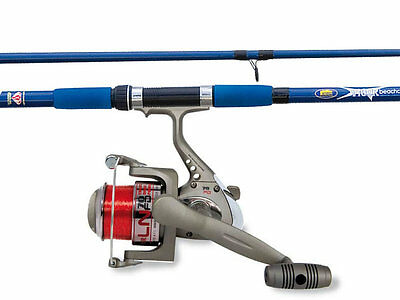 Lineaeffe Sea Fishing Combo *LN70 Reel And Vigor Beach 12ft 2 pc Rod 4/12oz*