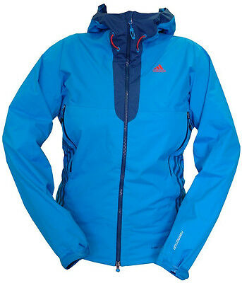Adidas Terrex Swift 2-Layer CPS Ladies Hybrid Jacket - Blue
