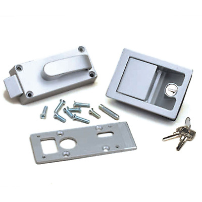 Caraloc 700 Complete Right Hand Door Lock With x2 Keys - Caravan / Motorhome