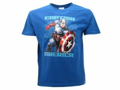 T-shirt Originale Capitan America Marvel Film movie  Maglia TShirt Avengers