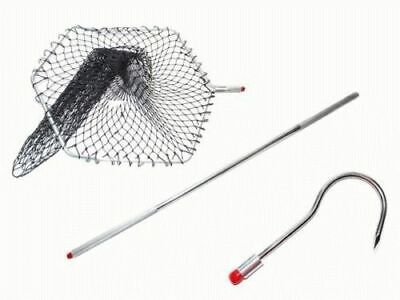 KAMIKAZE Combo Large Net+Large Gaff+Handle 1.5m