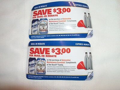 2 BUDWEISER BEER REBATE SAVE $6.00 ($12.00 ADDRESS) - OHIO ONLY! OFFER 14-15443