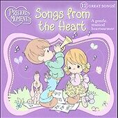 Precious Moments Songs from the Heart