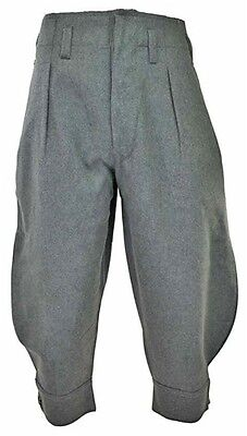 Wwii M40 Italian Pantaloons Trousers (Custom Tailored / Made) -32758