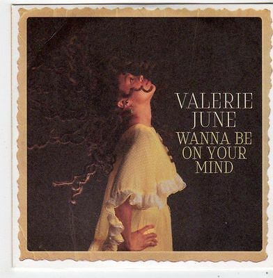(FF897) Valerie June, Wanna Be On Your Mind - 2013 DJ CD