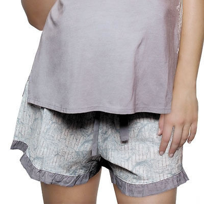 Hot Milk Maternity Pj Shorts Size S & L Lost In The Moment New