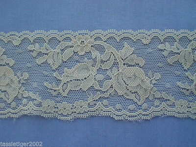 55mm Cream Lace #1