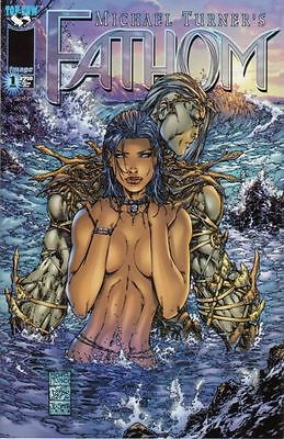 Fathom Vol. 1 (1998-2003) #1 (Variant Cover 2)