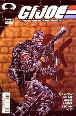 G.I.Joe - A Real American Hero (2001-2003) #13