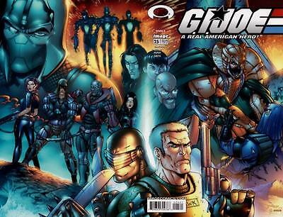 G.I.Joe - A Real American Hero (2001-2003) #25 (Cover B)